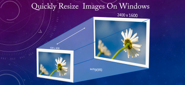 How to Quickly Resize Images on Windows