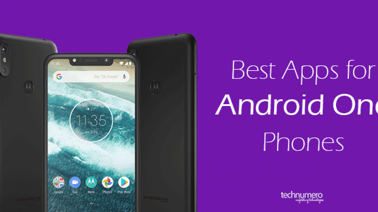 8 Must have Apps for Android One Phones