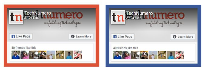 Customize Facebook Page Plugin (formally Facebook Like Box)
