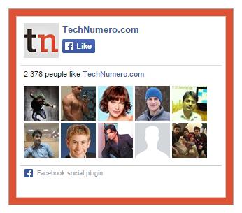 customize facebook like box-1