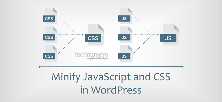 Minify JavaScript and CSS in WordPress