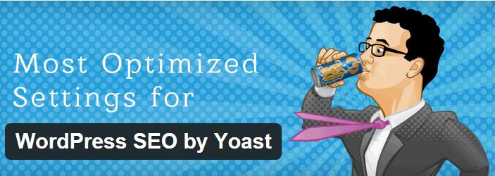 yoast wordpress seo plugin settings