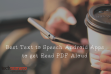 Best Text to Speech Android Apps