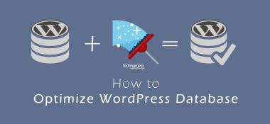 How to Optimize WordPress Database using WP-Optimize – 2017