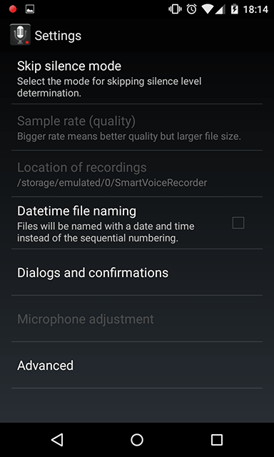 smart-voice-recorder-settings