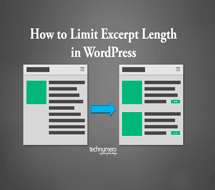 How to Limit Excerpt Length in WordPress