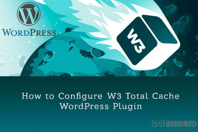 install configure w3 total cache wordpress plugin