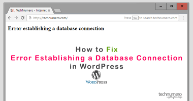 how to fix a mejs error on wordpress