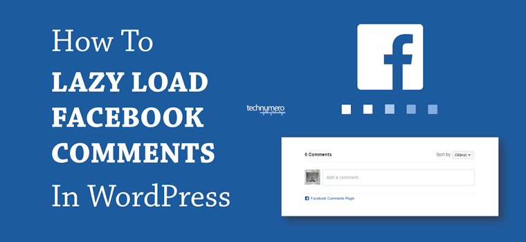Lazy Load Facebook Comments in WordPress