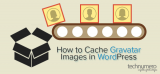 How to Cache Gravatar Images in WordPress - TechNumero.Com