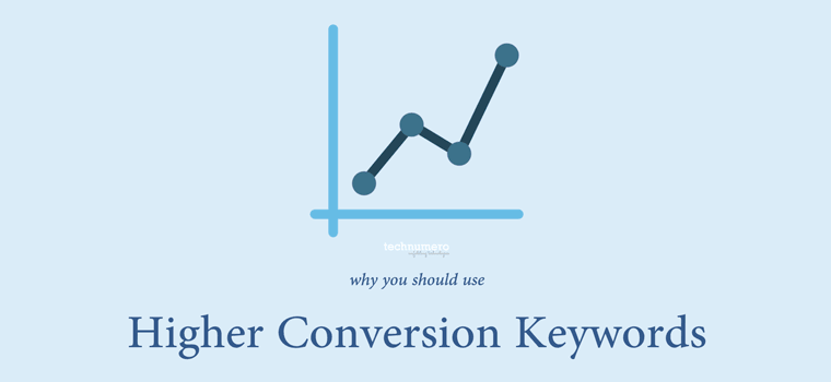 Here's Why You Must Use Higher Conversion Keywords!