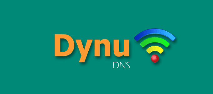 Dynu DNS │ Free DNS Hosting Providers