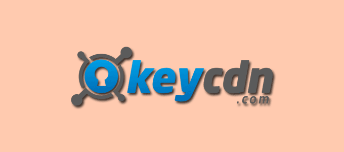 KeyCDN - Best CDN Services for WordPress