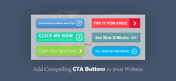 Add Compelling CTA Buttons to Your Website
