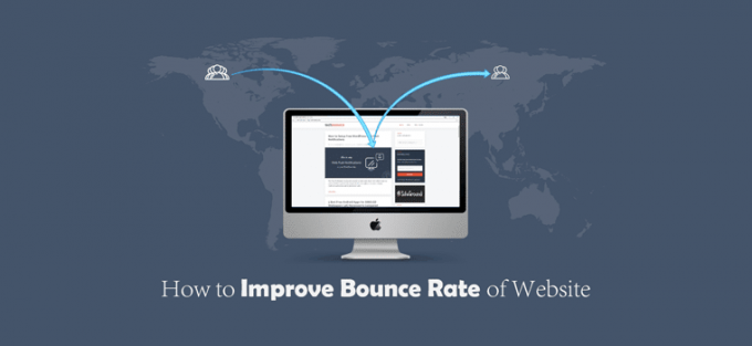 Easy Ways to Improve Bounce Rate of Your Website