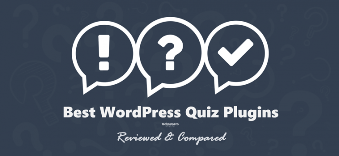 Best Free WordPress Quiz Plugins