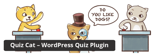 Quiz Cat WordPress Plugin