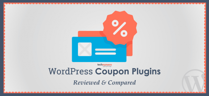 Best WordPress Coupon Plugins {Free & Paid}