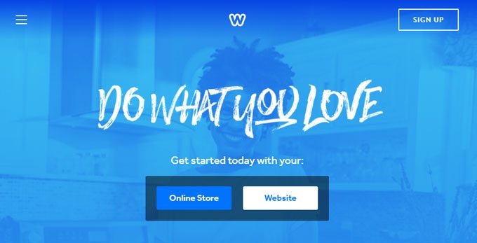 Weebly - Another Website Builder Service