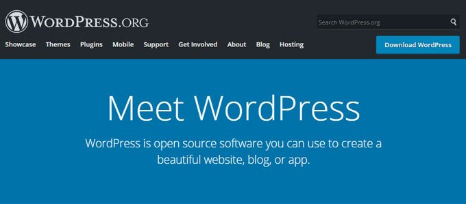 WordPress.org - Best Blogging Platform (self-hosted solution)