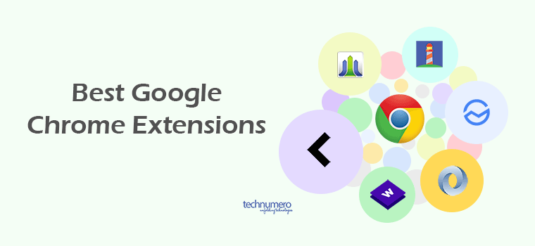 25 Best Google Chrome Extensions for Developers and Bloggers – 2018