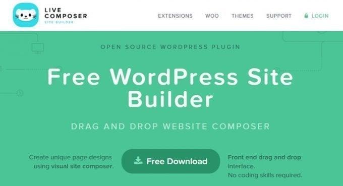 Page Builder: Live Composer - Free WordPress Site Builder