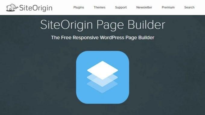 Page Builder by SiteOrigin - Best Free WordPress Visual Page Builder
