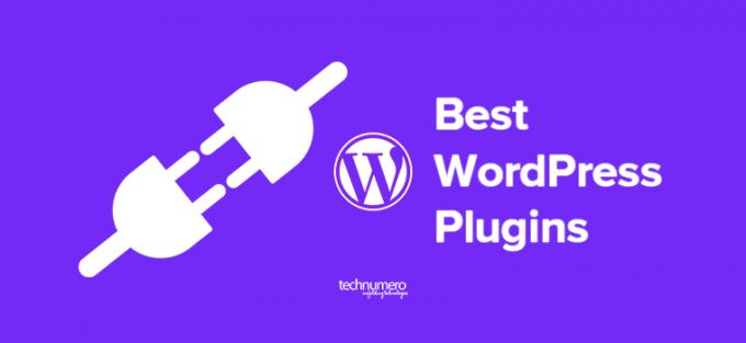 Best WordPress Plugins for Your Blog/Website